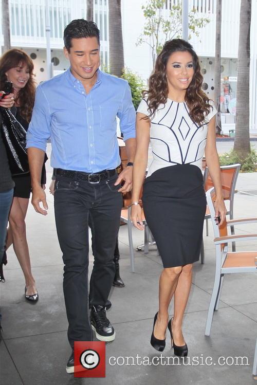 Eva Longoria and Mario Lopez 10