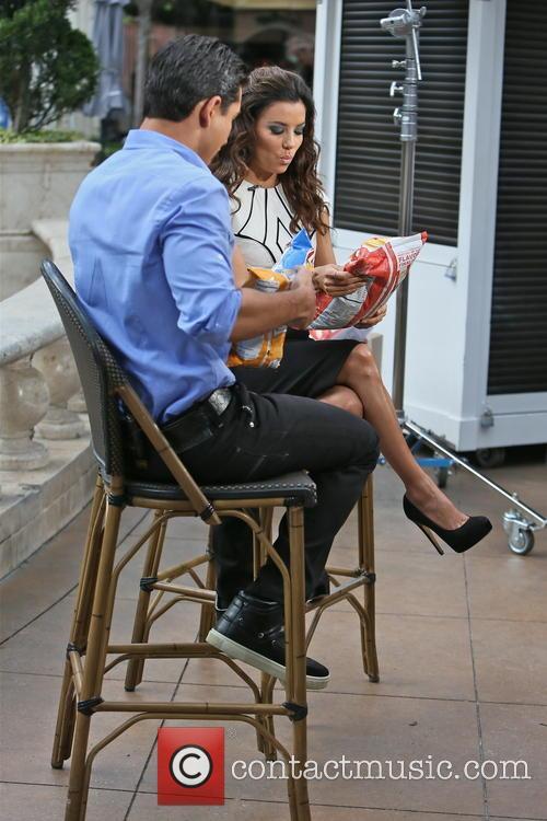 Eva Longoria and Mario Lopez 16