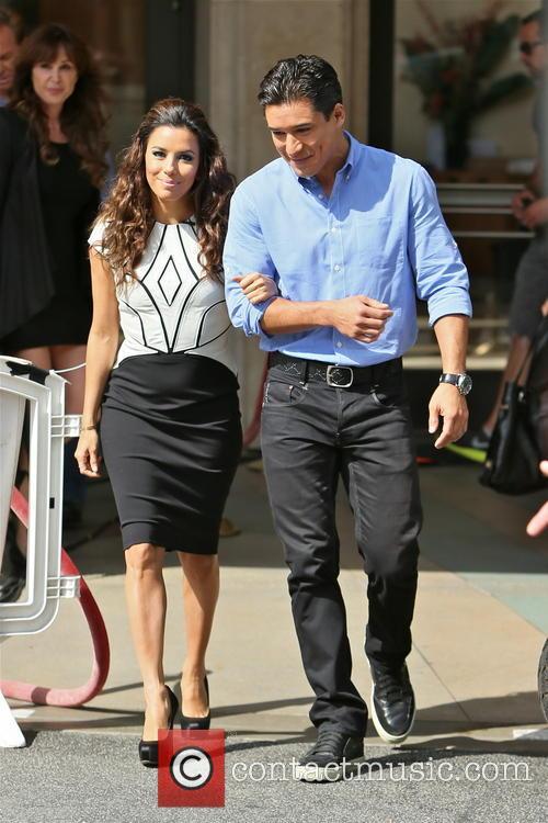 Eva Longoria and Mario Lopez 17