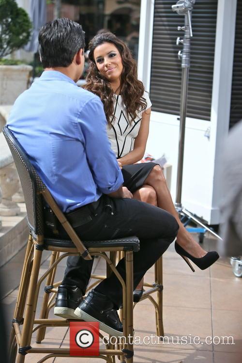 Eva Longoria and Mario Lopez 18