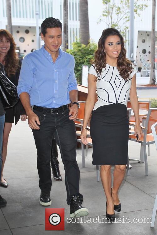 Eva Longoria and Mario Lopez 20