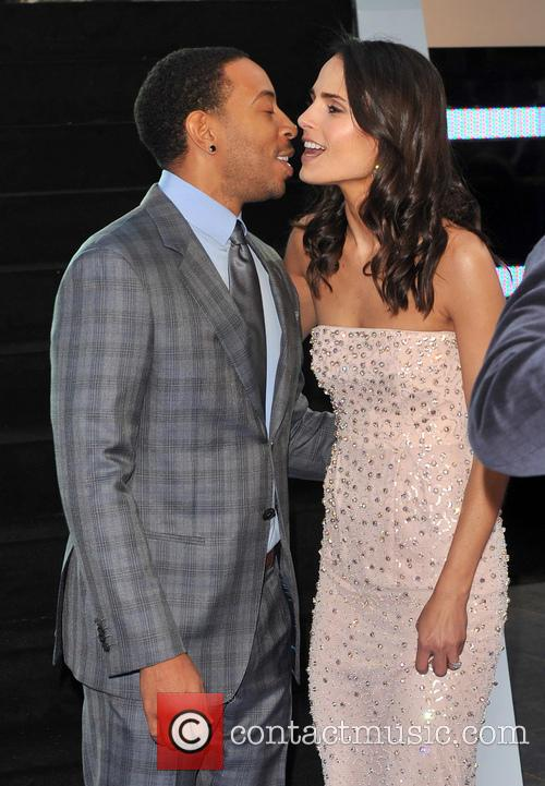 Chris 'ludacris' Bridges and Jordana Brewster 9