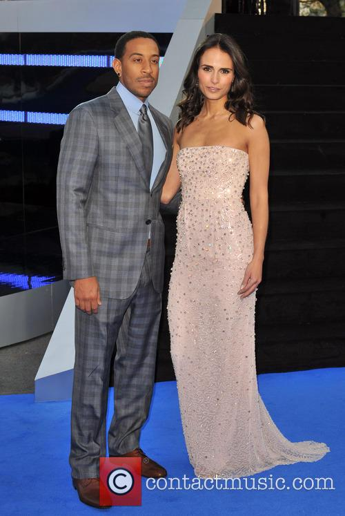 Chris 'ludacris' Bridges and Jordana Brewster 10