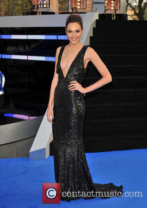 Gal Gadot, Empire Leicester Square