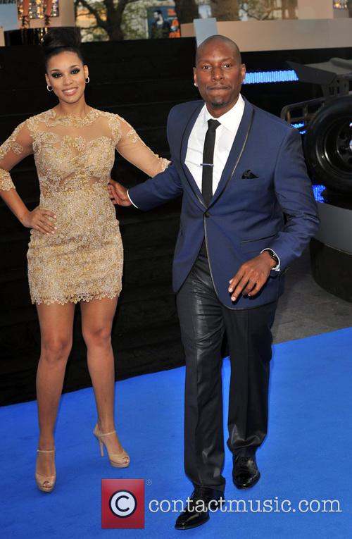Krystal and Tyrese Gibson 2