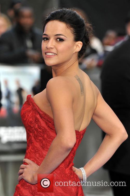 Michelle Rodriquez 8