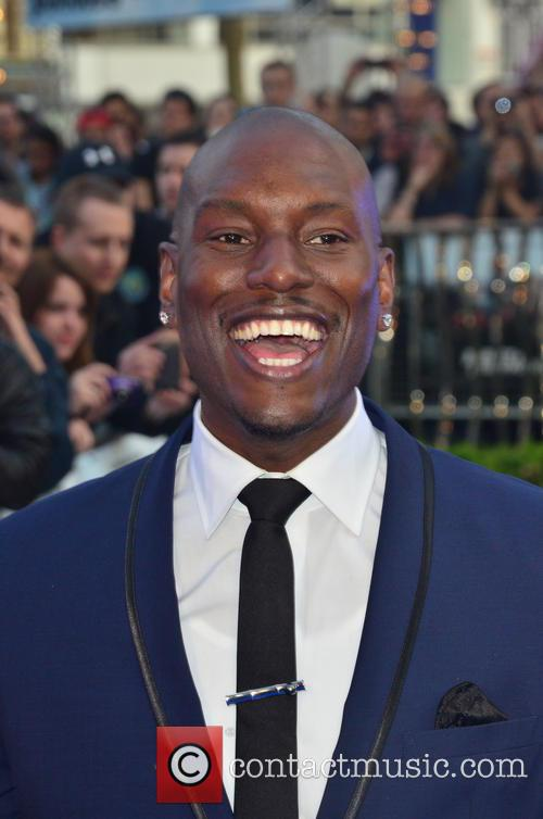 Tyrese Gibson, Empire Leicester Square