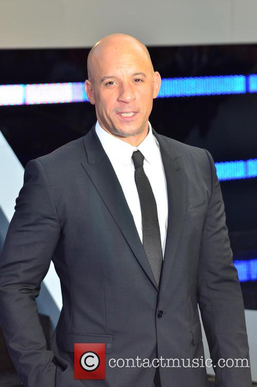 Vin Diesel, Empire Leicester Square
