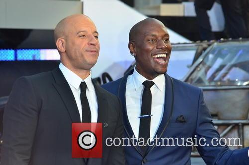 Vin Diesel and Tyrese G