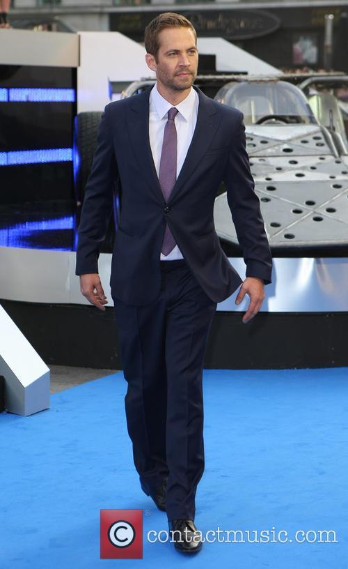 Paul Walker Fast Furious 6