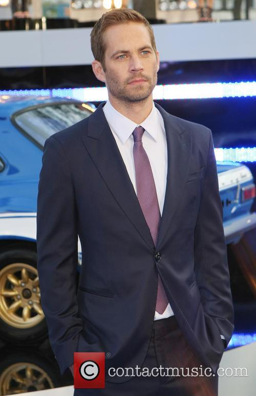 Paul Walker Fast and Furious Premiere