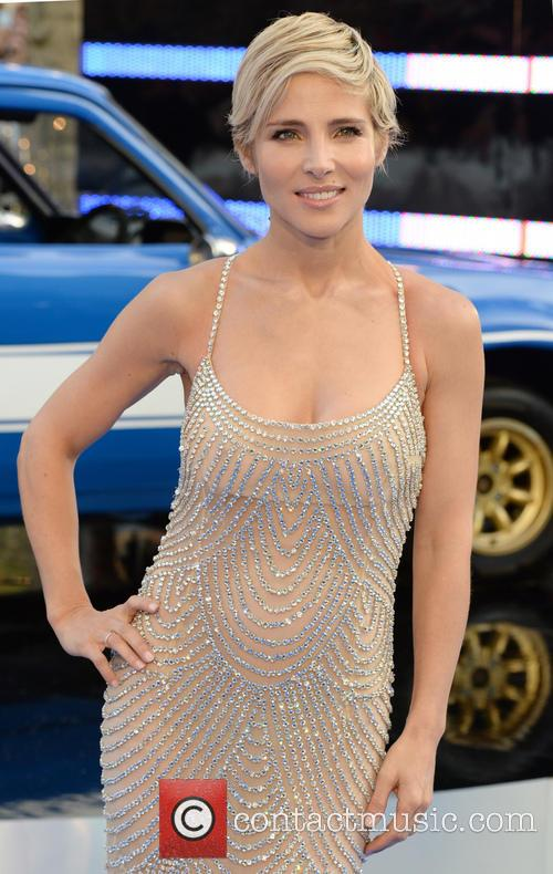 elsa pataky world premiere of fast furious 3650333