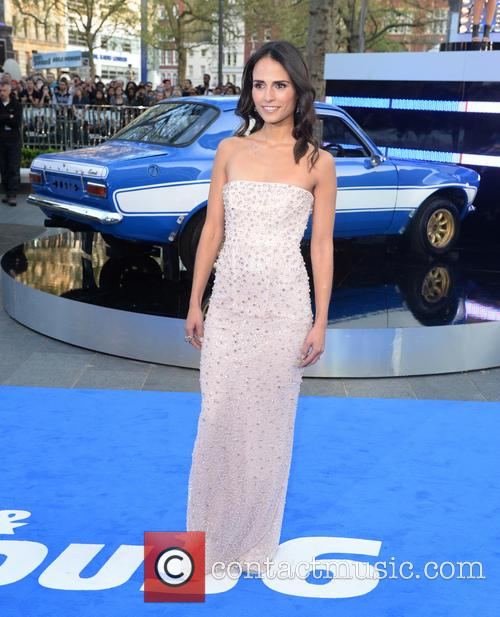 Jordana Brewster, Empire Leicester Square