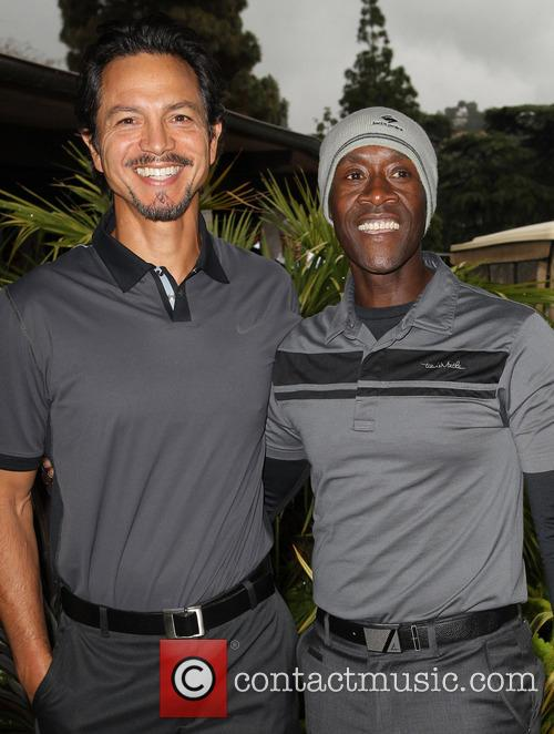 Benjamin Bratt and Don Cheadle 1