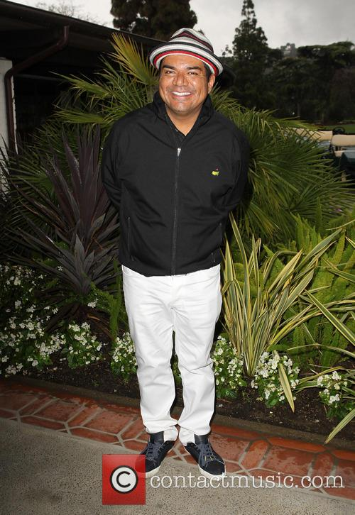 George Lopez, Lakeside Golf Club