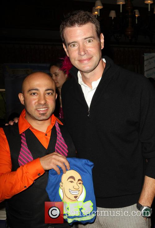 Ike Shehadeh and Scott Foley 5