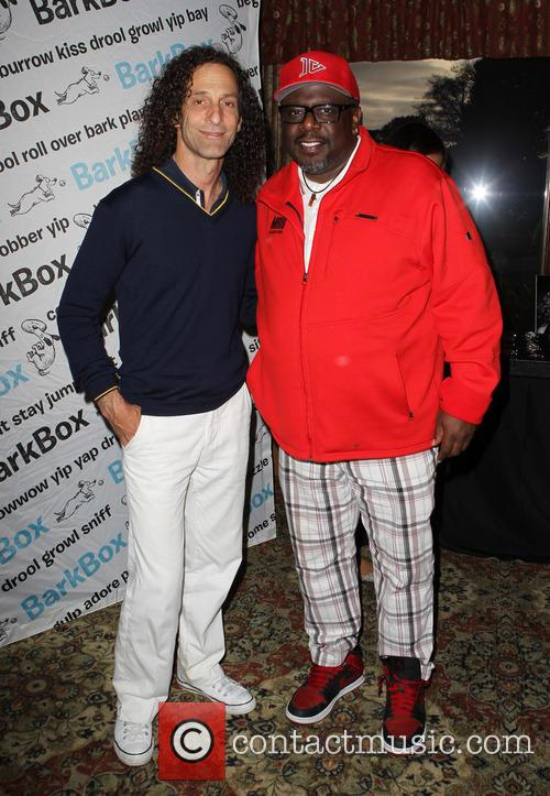 Kenny G and Cedric The Entertainer 1