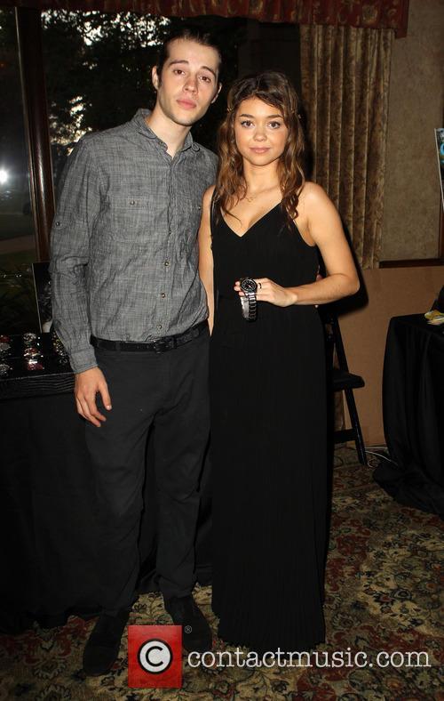 Sarah Hyland and Matt Prokop 9