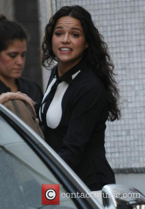 michelle rodriguez celebs at itv 3648690