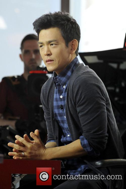 John Cho discusses his role as Hikaru Sulu...