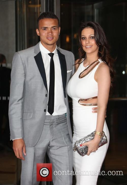 Jermaine Jenas and Ellie Penfold 2