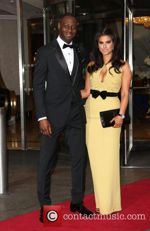 Ledley King and Amy Kavanagh 3