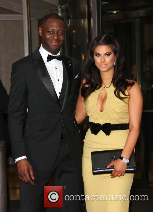Ledley King and Amy Kavanagh 4