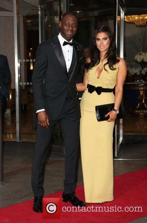 Ledley King and Stephanie Carter 6