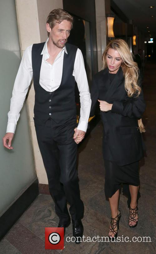 Peter Crouch and Abbey Clancy 4