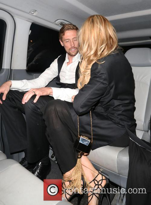 Peter Crouch and Abbey Clancy 5