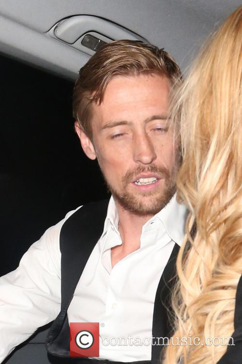Peter Crouch and Abbey Clancy 7