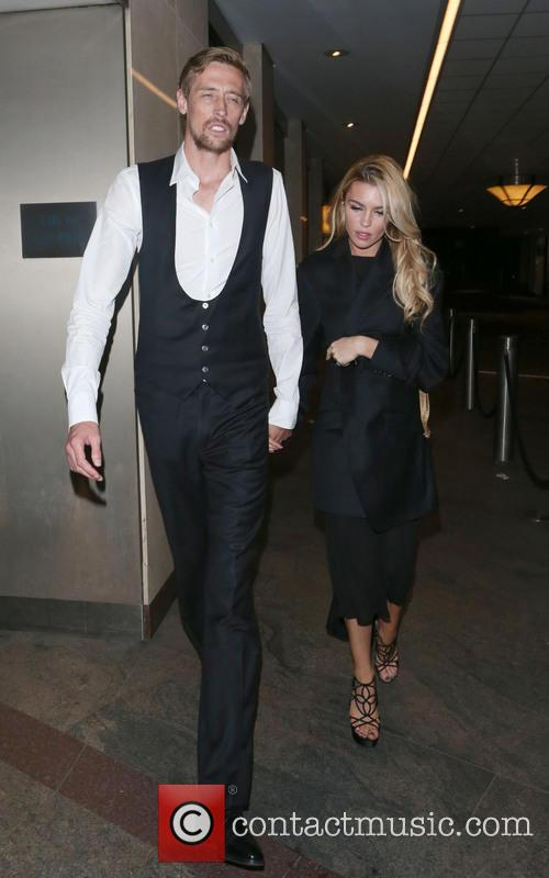 Peter Crouch and Abbey Clancy 9