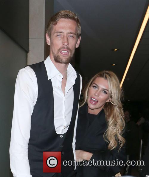 Peter Crouch and Abbey Clancy 12