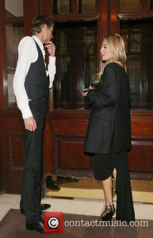Peter Crouch and Abbey Clancy 13