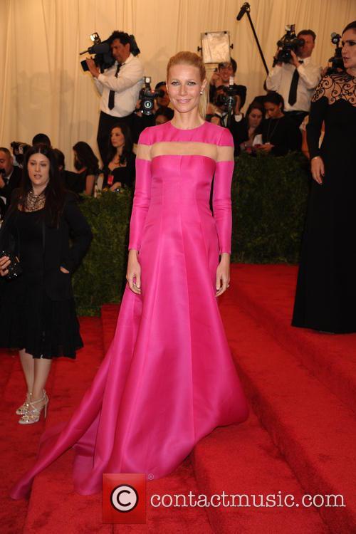 Gwyneth Paltrow, Met Gala
