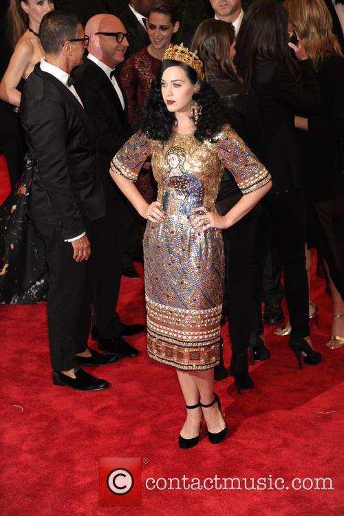 Katy Perry, Met Gala