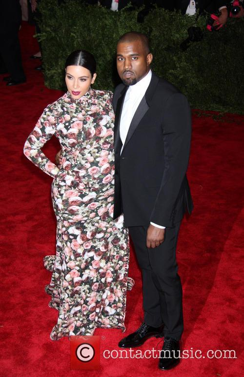 Kim Kardashian, Kanye West, Punk: Chaos To Couture Costume Institute Gala At The Met