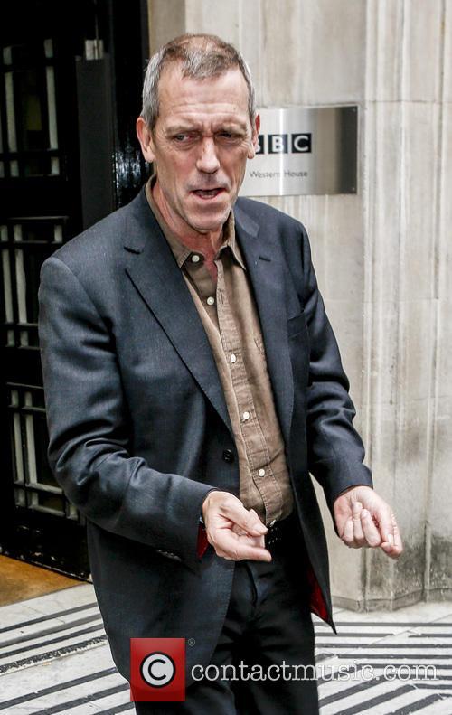 Hugh Laurie 7