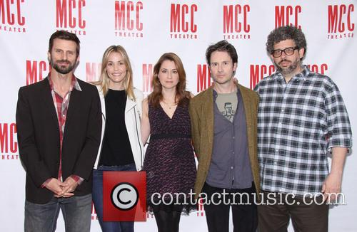 Fred Weller, Leslie Bibb, Jenna Fischer, Josh Hamilton and Neil Labute 1