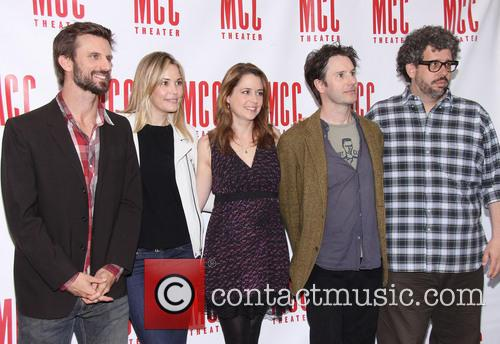 Fred Weller, Leslie Bibb, Jenna Fischer, Josh Hamilton and Neil Labute 4