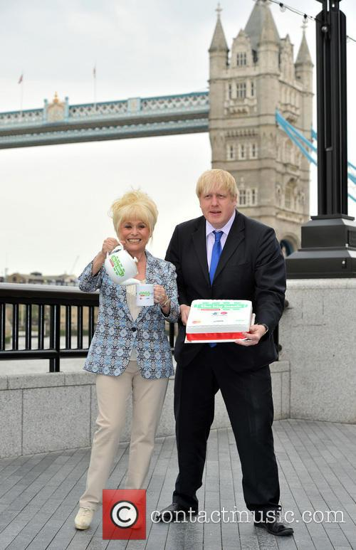 boris johnson barbara windsor boris johnson and barbara 3649203