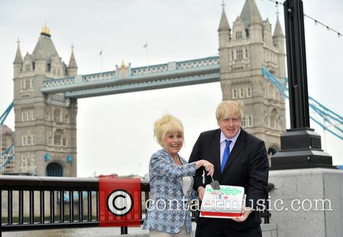 Boris Johnson and Barbara Windsor 6