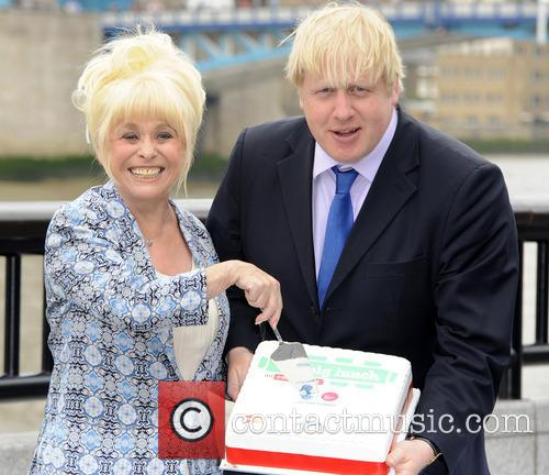Barbara Windsor and Boris Johnson 11