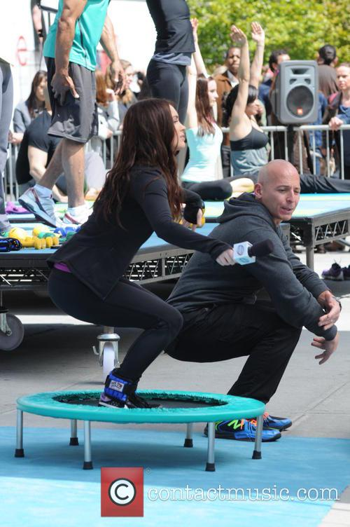 Harley Pasternak and Megan Fox 3