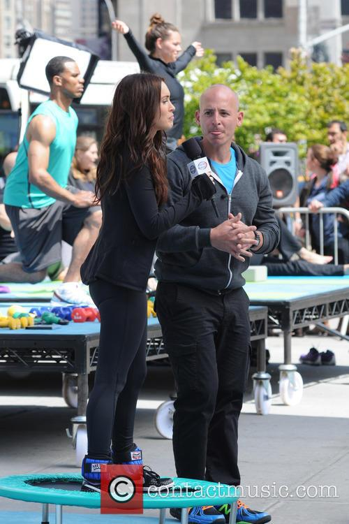 Harley Pasternak and Megan Fox 4