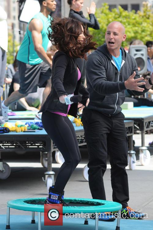 Harley Pasternak and Megan Fox 10