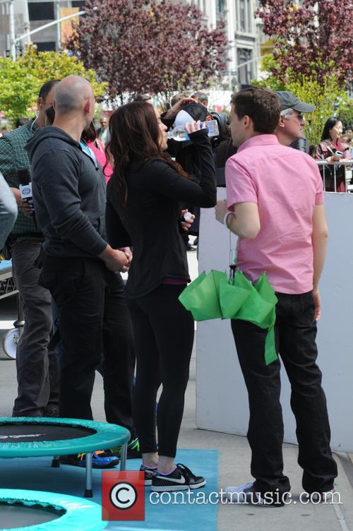 Harley Pasternak and Megan Fox 11