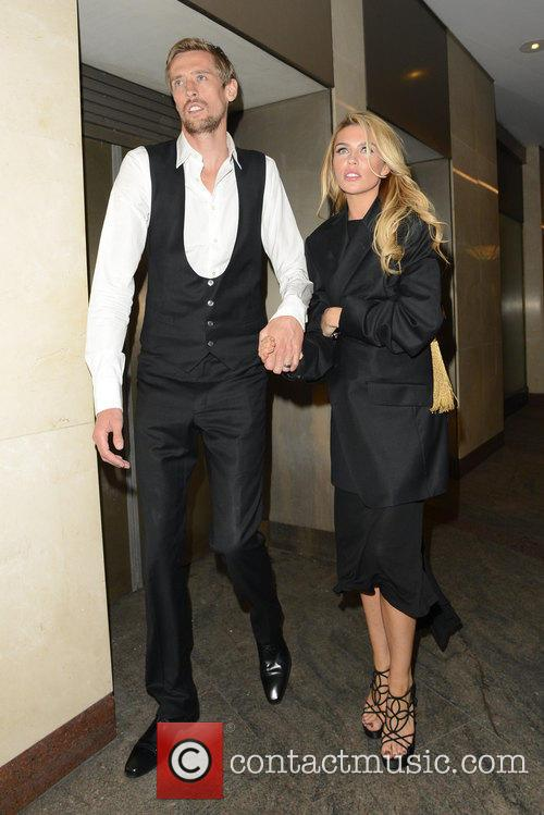 Abbey Clancy and Peter Crouch 3