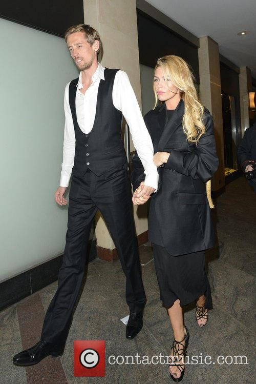 Abbey Clancy and Peter Crouch 4