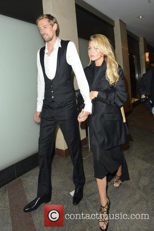 Abbey Clancy and Peter Crouch 6